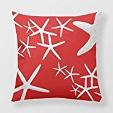 Lightinglife Decorative Pillow For Sofa Decor Decorative Cushion Cover Beach Home For The Home 16 By 16 Pillow Cover xdq