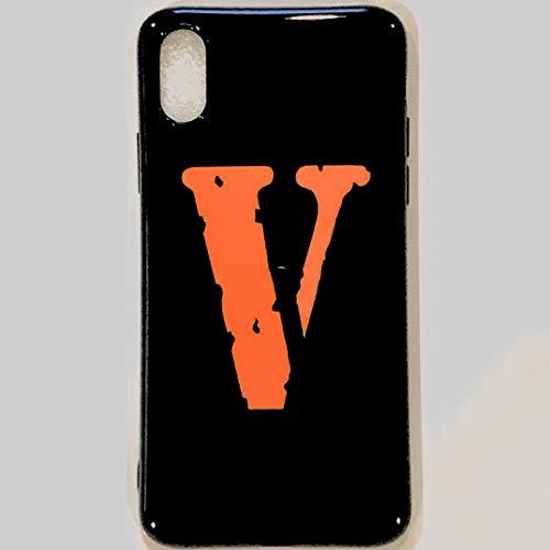 Vlone Urban Street Fashion Slim Shock Absorbing Protective Stylish Case (iPhone Xs Max) from RawthenticNYC