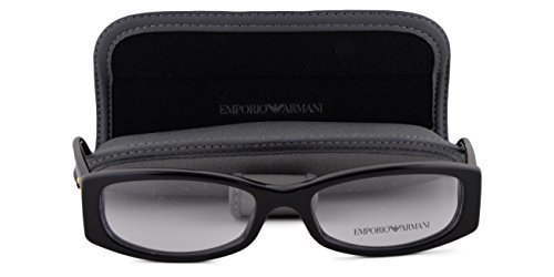 Emporio Armani EA 3007 Eyeglasses 51-16-135 Black 5017 EA3007