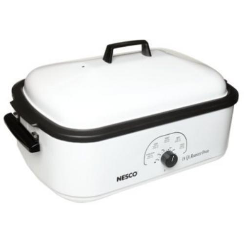 nesco classic roaster - 4