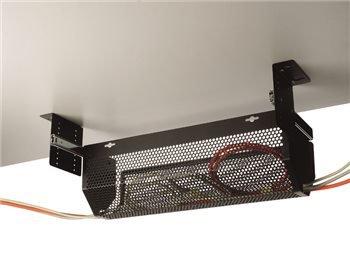 Bandeja deslizable para cable negro 500 mm cms-05b