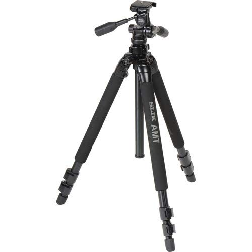 PRO 500HD Tripod with 3-Way Panhead with Quick Shoe [並行輸入品]   B07R78D4CK