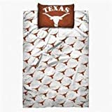 Texas Longhorns NCAA Licensed 3 Piece Twin Sheet by Northwest