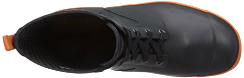 Viking Men's Boots Wellington Orange 231 Schwarz Black Oslo qaqzTxv
