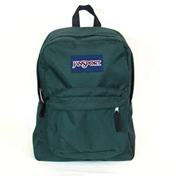 online distinctive design 2019 clearance sale Amazon.com: JanSport Superbreak FOREST GREEN School Backpack ...