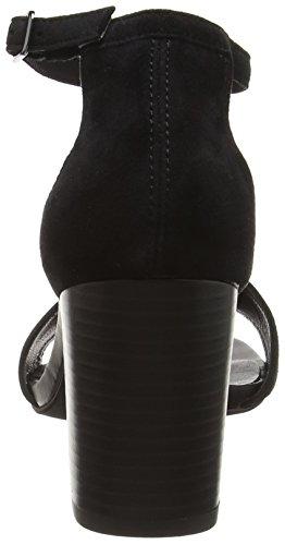 Vagabond Scarlett - Sandalias de tobillo Mujer Negro - Schwarz (20 Black)