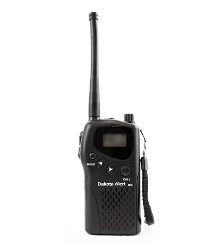 Dakota Alert M538-HT MURS Wireless VHF Transceiver