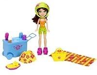 Polly Pocket Lea Doll Tropical Party Yacht