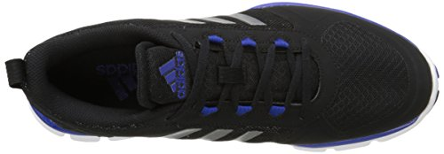 Adidas Performance Speed â??â??Trainer 2 Formación de zapatos, Negro / carbono metalizado / Oro col Black/Carbon Metallic/Collegiate Royal
