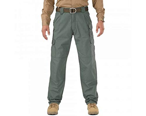 Double Reinforced 5.11 Tactical Mens Active Work Pants 100/% Cotton Superior Fit Style 74251