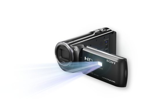 Sony HDR-PJ380/B High Definition Handycam Camcorder with 3.0