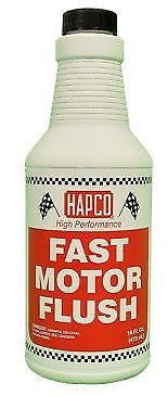 Hapco Products - Fast Motor Flush (Pack of 2) by Hapco Products Co.