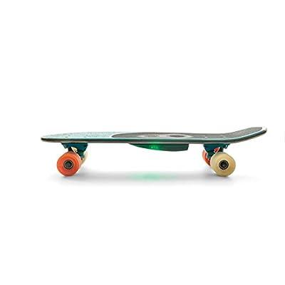 Globe Blazer GSB Speaker Board Teal Complete Skateboard - 7.25