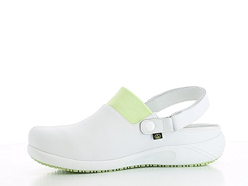 Nero Bianco Safety Women' 36 Eu S Shoes Oxypas Doria lgn q0R8vv