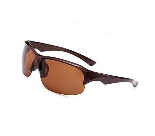 de libre Gafas hombres sol marrones las los ciclismo gafas de las para de de hombres de de para ciclismo mujeres aire UV400 de la Brown Gafas al protección claros de sol Light viajar los ZCwxxU7