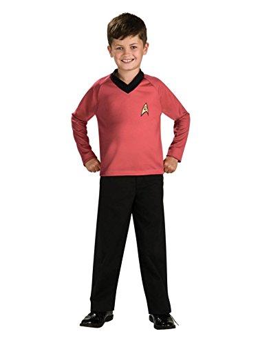 Star Trek into Darkness Scotty Costume, Small ()