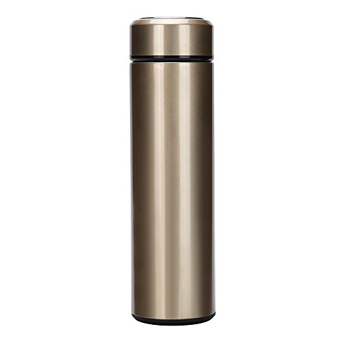 Stainless-Steel-Insulated-Water-Bottle-Double-Vacuum-Sport-Bottle-with-Filter-Keeps-Your-Drink-Hot-Cold-17oz-Gold