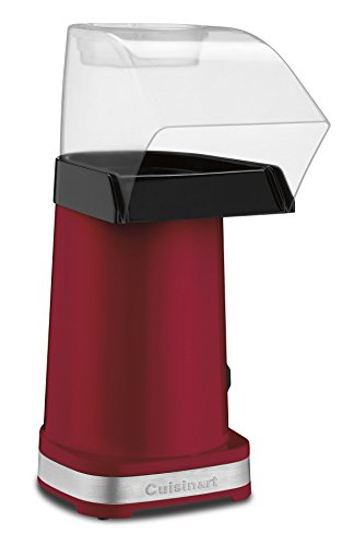 Amazon.com: Cuisinart CPM-100FR Hot Air Popcorn Maker; Red (Certified Refurbished): Kitchen & Dining