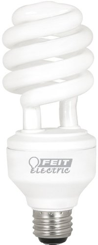Bulb 3 Way Twist - Feit Electric ESL30/100T/D 30 / 70 / 100-Watt Equivalent 3-Way CFL Bulb