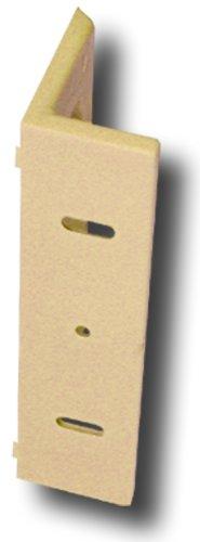 FastCap Clear Maple Polycarbonate Kolbe Korner -500 Bulk Pack by FastCap (Image #1)