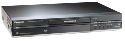 Panasonic DMR E50K Player Recorder Black