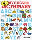 My Sticker Dictionary, Random House Value Publishing Staff, 0517160404