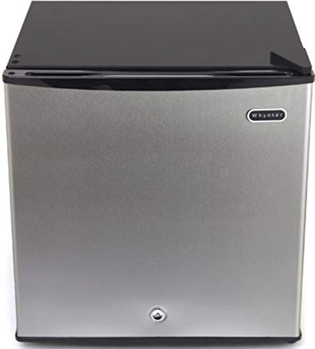 Whynter CUF-112SS 1.1 cu. ft. Energy Star Upright