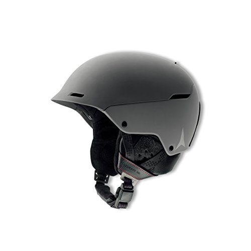 Atomic Automatic LF 3D Ski Helmet (Titanium - M) (Atomic Ski Helmets)