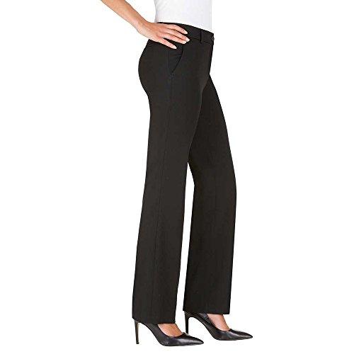 Hilary Radley Ladies' Dress Pant (Black, 14x30)