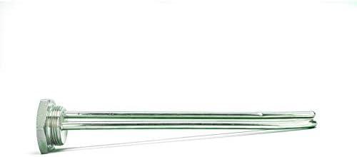 REPORSHOP - Resistencia Termo Electrico Vaina Niquel Rosca 1 1/4 1000w 220v Standard