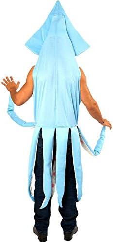 ORION COSTUMES Squid Costume BLUE: Amazon.es: Ropa y accesorios