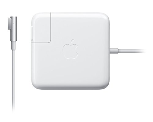 Apple 60W MagSafe Power Adapter (for previous generation 13.3-inch MacBook and 13-inch MacBook Pro) by Apple