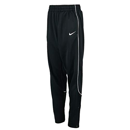 Nike Girl's Classic Knit Pant Black/White XL ()