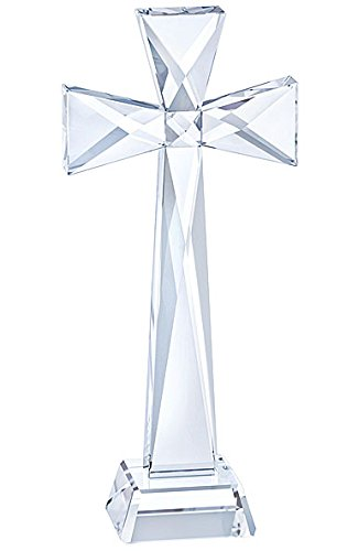 Swarovski Crystal Brilliant Cross Figurine 5374473