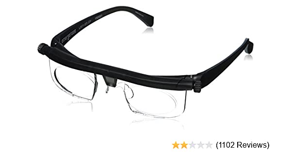 4273e3535a Amazon.com  As Seen on TV Instant 20 20 Adjustable Glasses