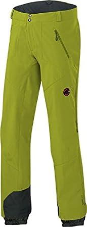 Mammut Herren Shoftshell Skitouren-Hose Tatramar