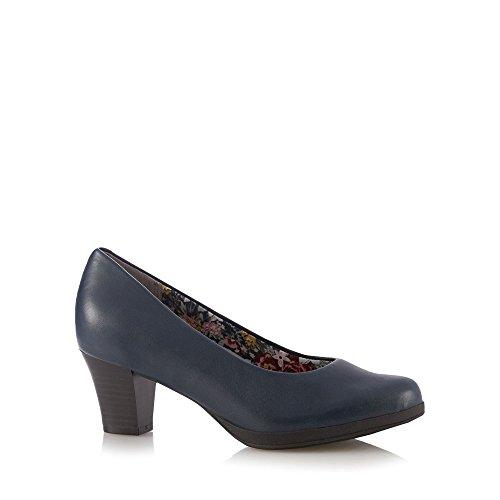 Hotter - Sandalias de vestir para mujer azul azul