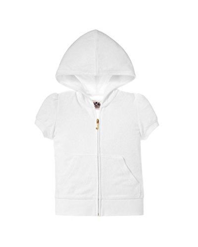 Juicy Couture White Terry - 5