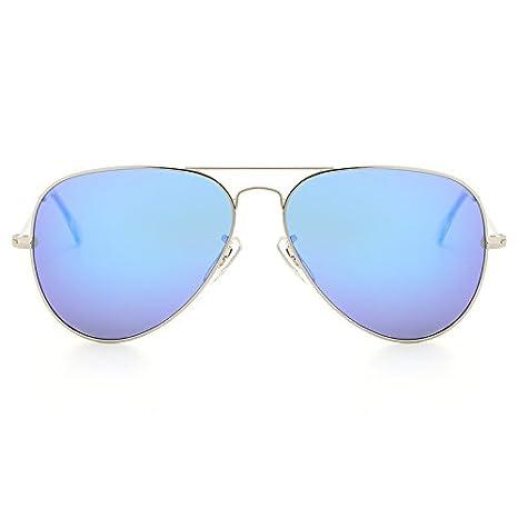 H.Y.FFYH Gafas de Sol Gafas de Sol de Aviador para Hombres ...