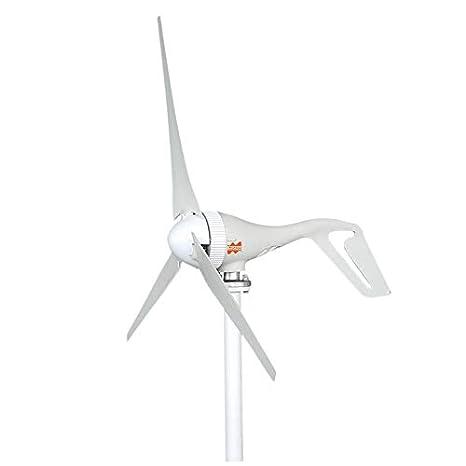 Amazon Com Marsrock 400 Watt 24v Wind Turbine Generator 3 Blades