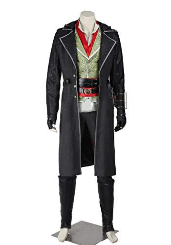 コスプレ ジェイコブ 衣装 ジェイコブ フライ コスプレ Jacob Frye オーダーメイド cosplay オーダーメイド B07K9PBS72 男M 男M, 印西市:fede4b4f --- ferraridentalclinic.com.lb