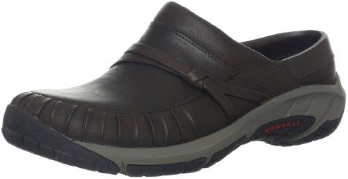 Sneaker Women's Brown Encore Merrell Pleat Fashion Slide wqxXaaYT