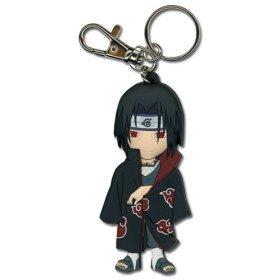 "Naruto : Itachi 3.5"" Pvc Key Chain"