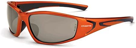 12 Pack Crossfire 23125 RPG Safety Glasses HD Dimi Copper