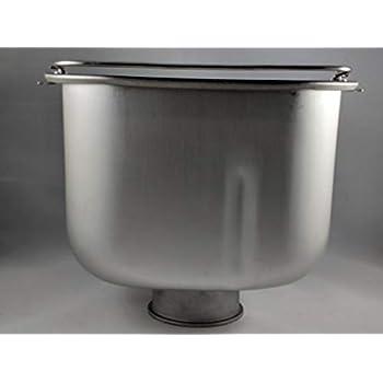 Amazon.com: SKG Pan sartén para SKG máquina de pan ...