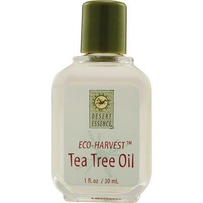 Desert Essence Eco Harvest Tea Tree Oil, 1 Ounce -- 3 per case.