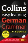 Collins Easy Learning German Grammar (Collins Easy Learning Dictionaries)
