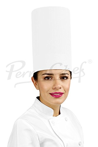(Pleated Chef Hat C20)