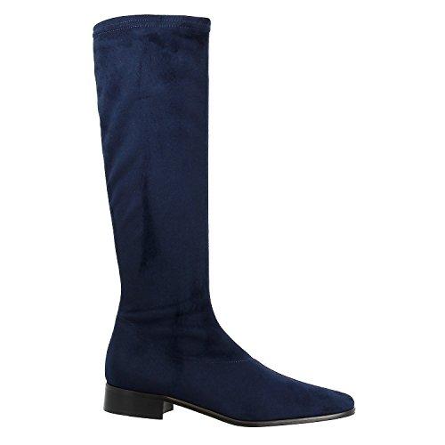 grande infilare elasticizzati di lunghezza da Stuart invernali e Elizabeth per da donna eleganti calzature facili Scarponi 6qSfBxw
