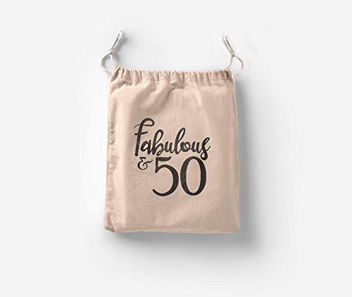 Favors Fabulous Fifty 50th Birthday Party Ideas Favor Bags Goody Bag Anniversary Event
